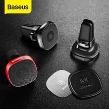 Support de téléphone de voiture Baseus Support de Smartphone magnétique pour iPhone X XS Max Redmi Samsung Support de montage automatique