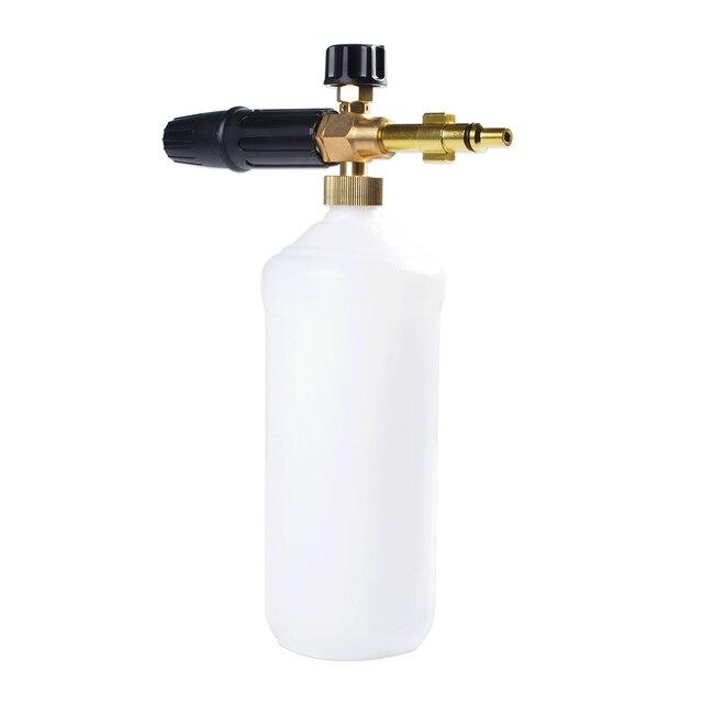 Foam Generator snow foam lance soap gun foam nozzle for Sterwins Crosser Parkside Deko Argos Qualcast High Pressure Car Washer