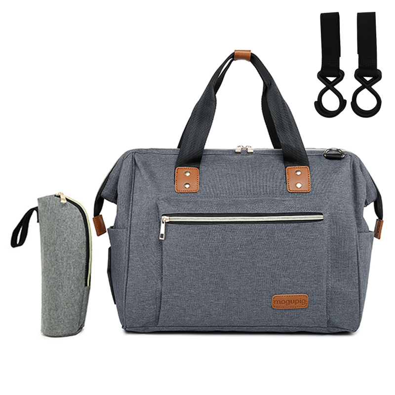 Hand Carry One-shoulder Maternity Mummy Baby Diaper Bag Bags For Mom Nursing Stroller Organizer Waterproof Nappy Changing Bag