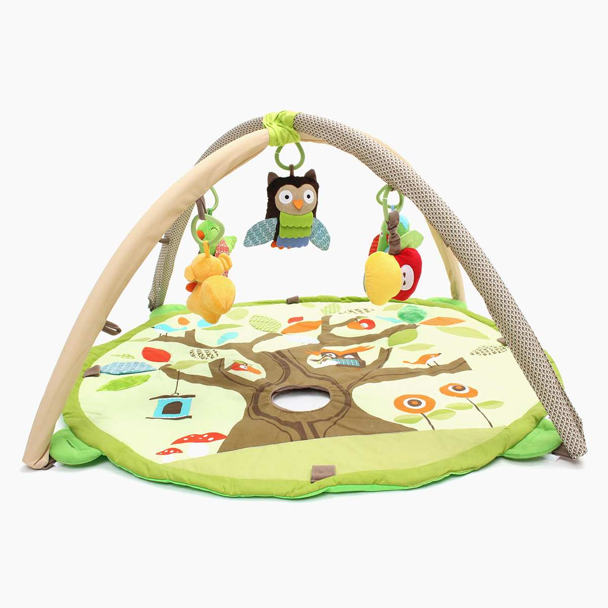 Children Activity Gym Playmat Newborn Infant Baby Crib Soft Floor Rug Kids Toy Carpet Colorful Cartoon Patterns Baby Bedding
