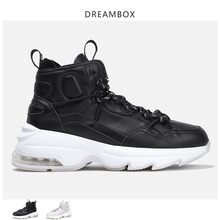 Martin boots mens platform high sport casual shoes ins daddy fashion Europe desert