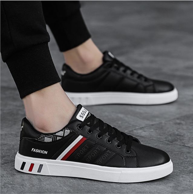 2021 New Men Flat Shoes Summer Breathable Solid Lace Up Male Business Travel Shoes Casual Light Comfortable Low Heel Men Shoes 6