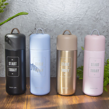 New vacuum double layer 304 stainless steel flask creative Kings portable water cup