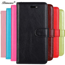 Magnet Card Holder Flip Wallet Leather Case For iPhone 11 Pro Max 6 6S 7 8 Plus 5 5S SE 4 4S Phone Cover For iPhone XS Max X XR(China)