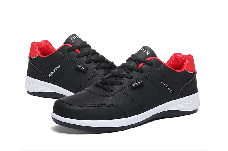 H46b6862151a1493689e0e64fae23f2b7R OZERSK Men Sneakers Fashion Men Casual Shoes Leather Breathable Man Shoes Lightweight Male Shoes Adult Tenis Zapatos Krasovki