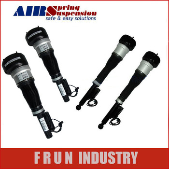 brand new  Shocks (Complete Set) full set four pieces shock absorbers use for Mercedes front shocks and rear absorbers