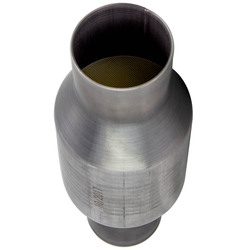 2.5 Inch Katalysator Magnaflow High Flow T409 Rvs 410250 5.9 Keramische-400 Mobiele