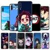 Case For Samsung Galaxy A50 A70 A10 A30 A20e A20s A10s A40 A90 A10e A80 A60 A70s A50s A30s A20 Demon Slayer Kimetsu No Yaiba