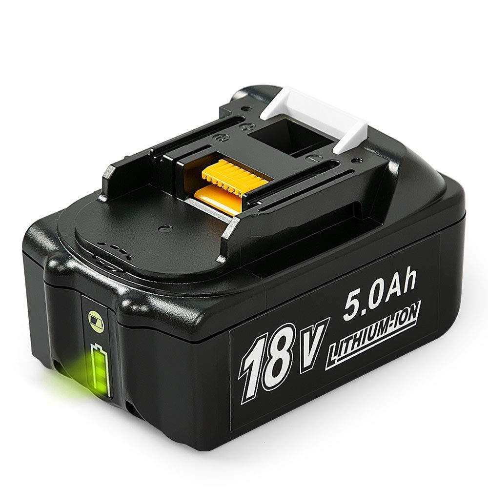 Replacement For Makita 18V Battery For Electric Tools Maeda Bl1840 Bl1830 Spare Rechargeable Lithium Battery