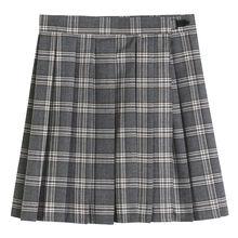 Плиссированная юбка jk в японском студенческом стиле осенняя