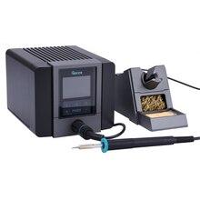 クイックTS1200A 120ワット鉛フリーはんだステーション電気鉄帯電防止はんだ8高速加熱溶接修理機