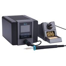 سريع TS1200A 120 واط محطة لحام خالية من الرصاص الحديد الكهربائية مكافحة ساكنة لحام 8 ثانية سريع التدفئة لحام آلة إصلاح