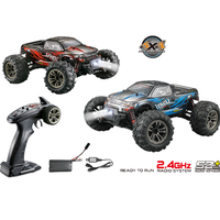 XLH RC Cars Q901 2.4G 1:16 Full Proportion Racing Car Supersonic Truck 4WD Off Road Vehicle Buggy Electronic Toys For Kids Gifts