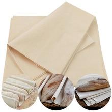 De trapo para fermentación dinero Sartenes panaderos que barra de pan trapo de lino estera para hornear repostería herramientas de cocina