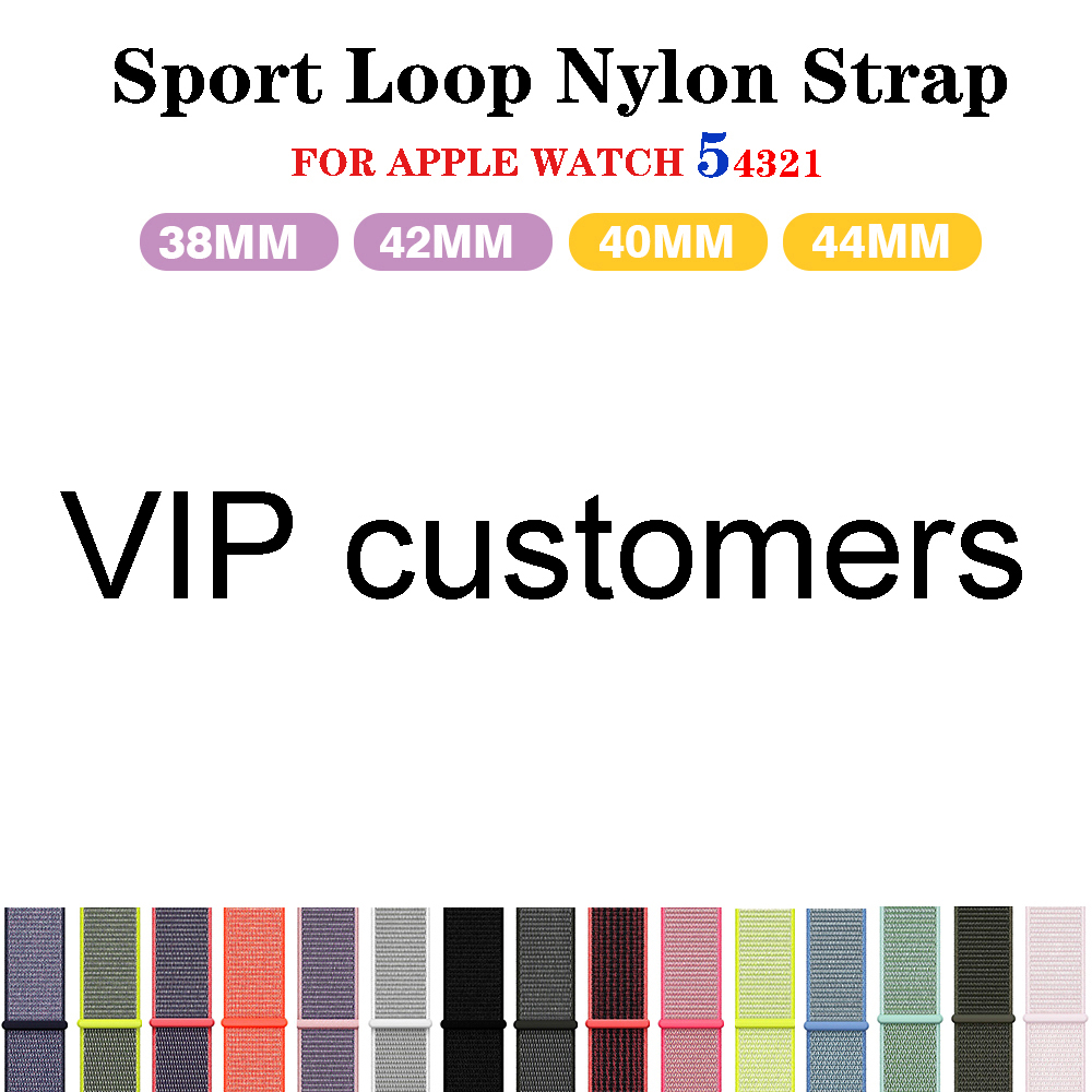 Strap For Apple Watch Band 44 Mm Correa Apple Watch 5 4 Band 3 2 Iwatch Band 42mm 38 Mm 40mm Sport Loop Nylon Bracelet Watchband