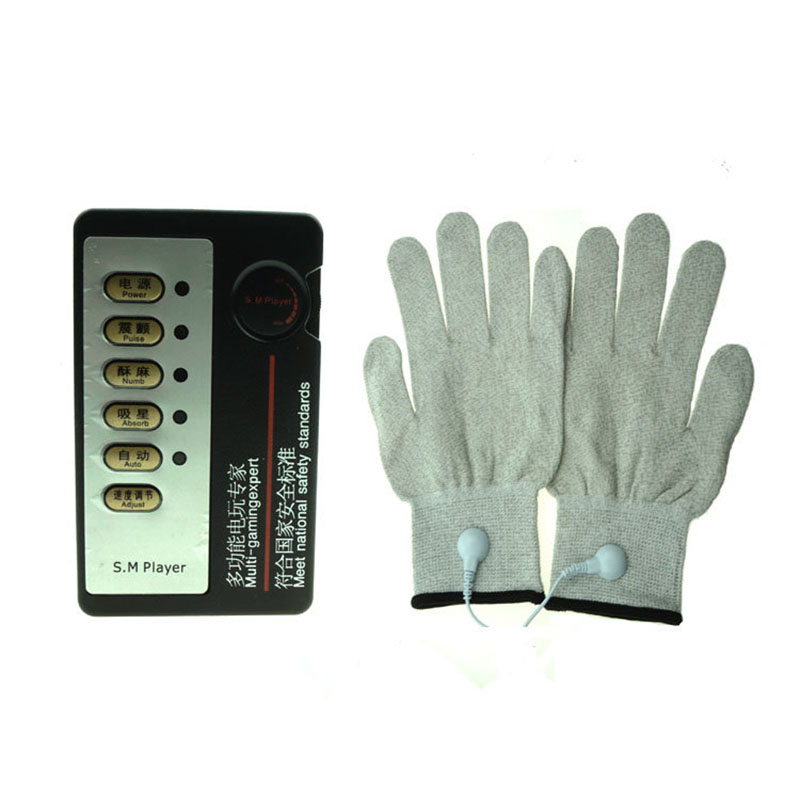 Image 4 - BEEGER  Awaken Electro Stimulation Gloves,Electric Shock Gloves 