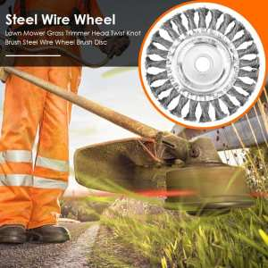 Brush Wire-Wheel Gra...