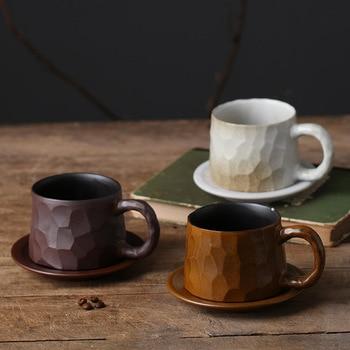 Stoneware Dish Set Group Handmade Japanese Ceramic