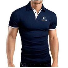 2019 moda Roger Federer logotipo perfecto impreso polo RF nuevos hombres alta calidad social Polo camisas para mujer Y