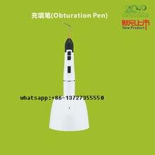 Nowy produkt Dental bezprzewodowy z podgrzewaną wodą długopis obturacji System + darmowa 4 wskazówki Endo Gutta Percha 1Pc