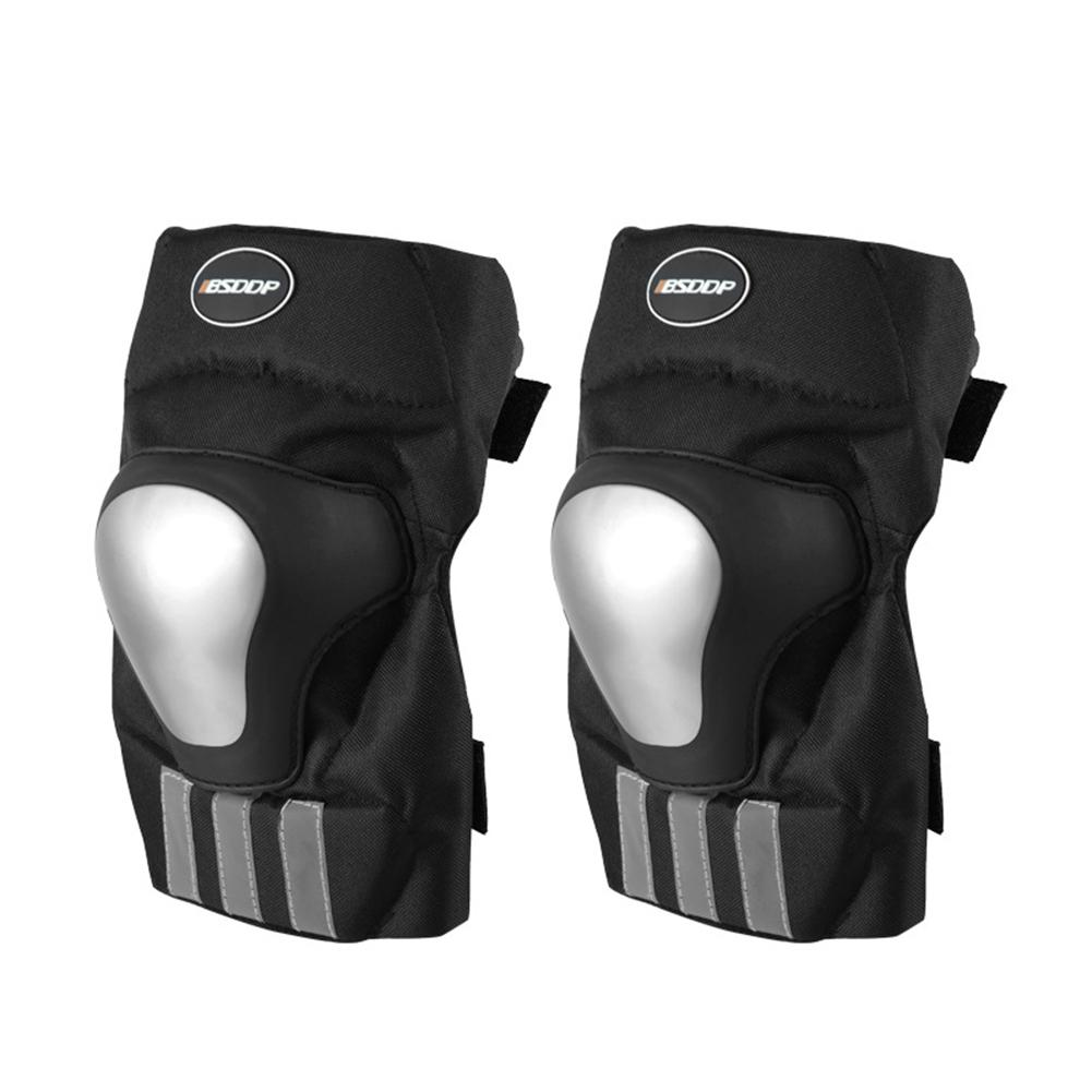 Dragonpad 2pcs/set Motorcycle/Bike Cycling Knee Pads Protector Protective Gear Knee Protection Cycling Safety Gear