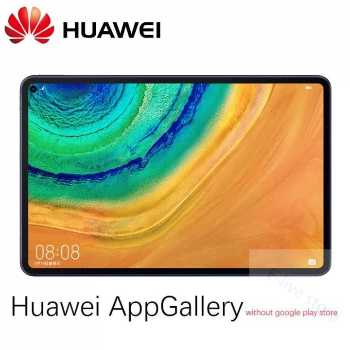 Huawei MatePad Pro MRX-W09/AL09 Tablet PC da 10.8 pollici Kirin 990 8-core 8GB di Ram 256GB rom 2560x1600 Android 10 GPS WiFI