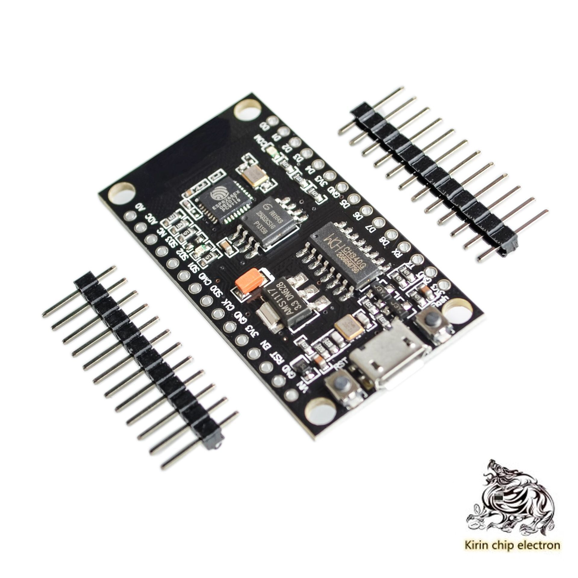 5PCS/LOT New CH340G NODEMCU Fully Compatible With Old ESP8266 32M Internet Of Things Module