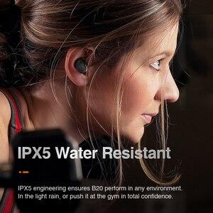 Image 3 - SANLEPUS TWS 5.0 Mini Bluetooth kulaklık kablosuz spor kulaklıklar 3D Stereo kulaklık gürültü engelleme mikrofonlu tekli kulaklıklar
