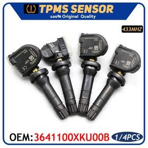 Image 1 - 3641100XKU00B ยางรถ TPMS ระบบตรวจสอบความดันยาง Sensor สำหรับ Haval HL H2 H5 H6 H7สำหรับ Great Wall C30 433MHz