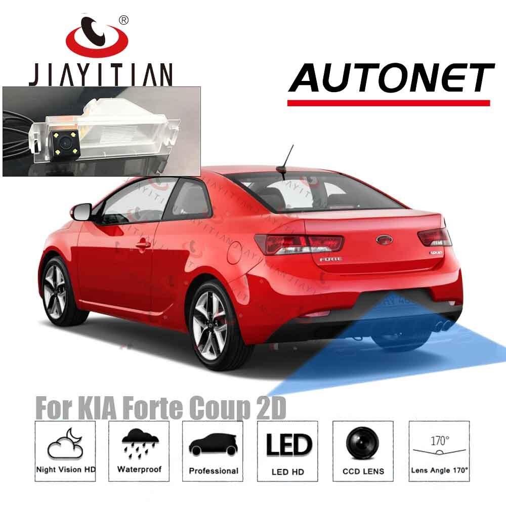 JiaYiTian Rear View Camera For KIA Forte koup K3 Coupe Shuma Coupe CCD/Night Vision/License Plate camera reverse camera backup