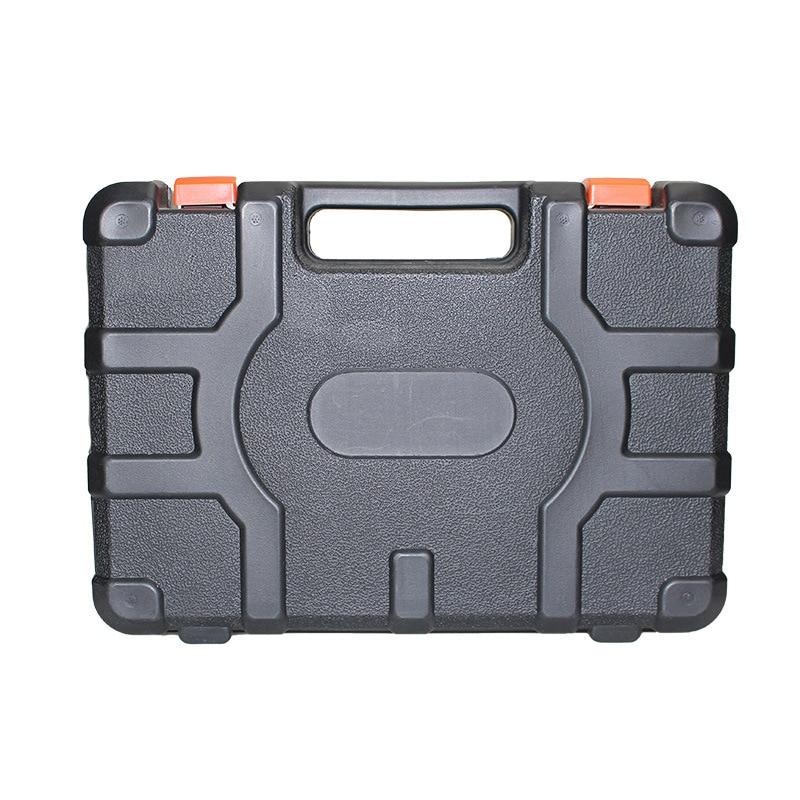 Купить с кэшбэком 13piece Set Auto Repair Mixed Tool Combination Package Hand Tool Kit with Plastic Toolbox Storage Case   woodworking tools