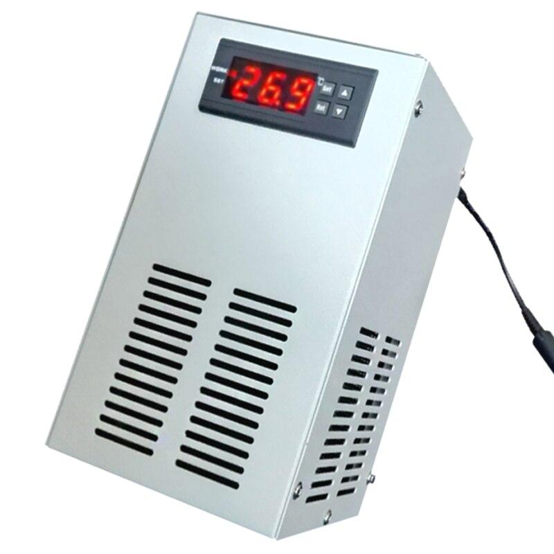 Mini Chiller akvaryum soğutma artefakt su soğutma küçük akvaryum kompresörü