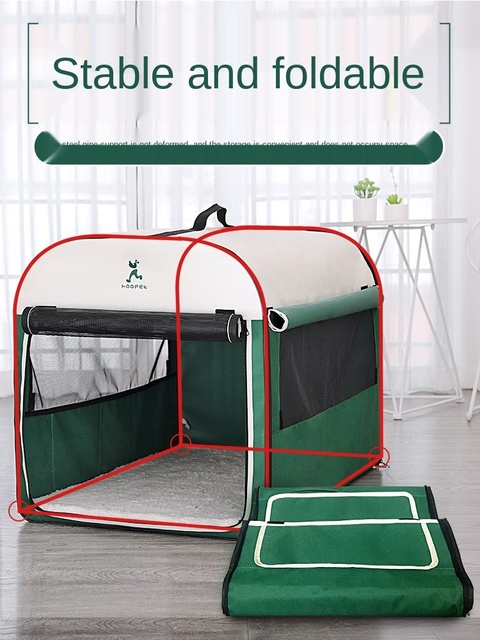 """""""Special Pup""""  Dog Kennel Sleeper Tent  2"""