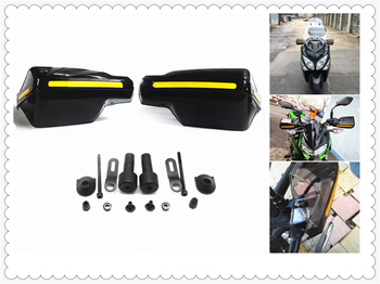 Motorcycle modified accessories windshield handle gauntlets for BMW F700GS F800GS AdventuRe C600Sport C650Sport C650GT F650GS image