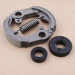 Clutch Oil Seal Kit fit Husqvarna 143RII Zenoah G35L G45L Brush Cutter Trimmer Replacement Parts