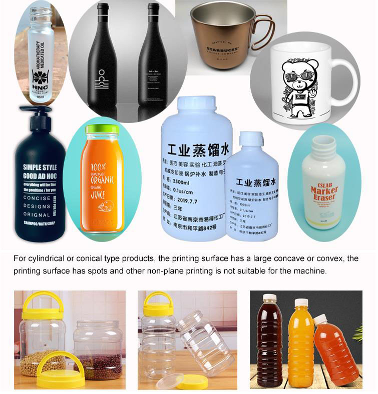 Image 3 - Manual Cylinder Screen Printing Machine for bottle/cup/pen surface curve pressTool Parts   -