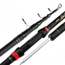 Super Hard Carp Fishing Rod feeder Hard FRP Carbon Fiber Telescopic Lure Spinning pole 2.1/2.4/2.7/3.0/3.6M