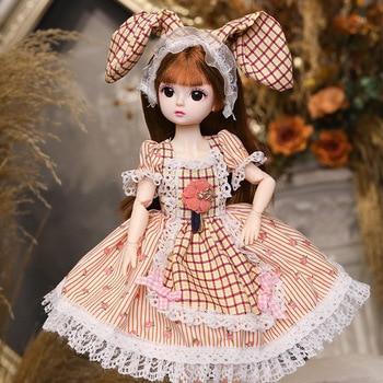 Кукла шарнирная 30 см. 4