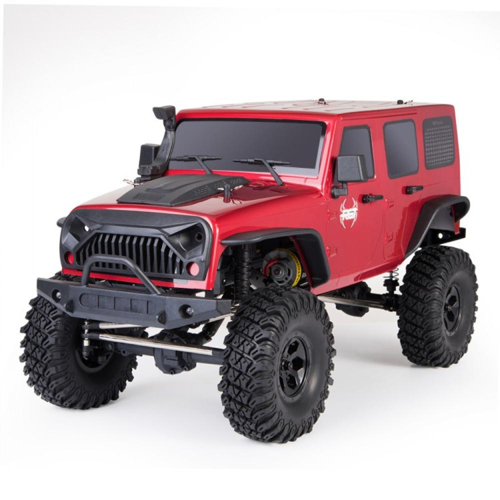 HSP Unlimited Remote Control Climbing Car 2.4G RC 4WD Off-road Vehicle 86100 Simulation Climbing Car