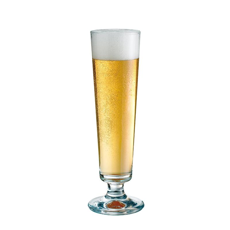 Belgium Durobor Lindemans Beer Steins Дортмунд Пилснер стекло ремесло ПИВОВАРЕНИЕ питьевой стакан Кубок для шампанского флейты вина чашка пива-кружка - Цвет: Pilsner Glass