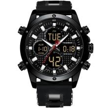 Mens Watches Top Brand Luxury Fashion Digital Quartz Led Watch Men Waterproof WristWatch Sport Chronograph Relogio Masculino