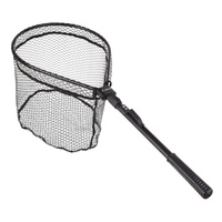 New Arrival Portable Aluminum Alloy Triangle Folding Fishing Net Fly Hand Dip Casting Net Fishing Tackle Fishing Tank