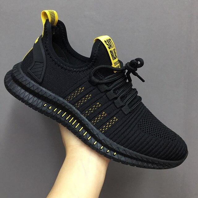 New AutumnAir Mesh Sneakers Men Casual