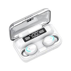 Image 5 - Tws Bluetooth Compatibel Oordopjes 2200Mah Opladen Doos Draadloze Hoofdtelefoon 9D Stereo Sport Waterdichte Oordopjes Headsets Met Microfoon