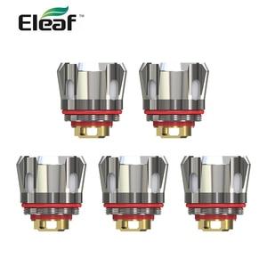 Image 2 - Original Eleaf HW Series Coil HW1 HW2 HW3 HW4 HW M HW N HW M2 Coil Single/Dual 5pcs/lot Head for iKonn 220 IJUST 3 ELLO Atomizer