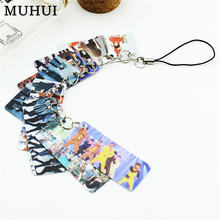 Kpop брелок для ключей всех участников суперюниорской фотосъемки