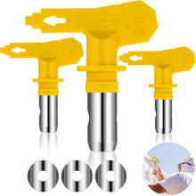 Airless Spray Tips Nozzle 515/517/521/525 Etc Model For Titan/Wagner Airbrush Paint Gun