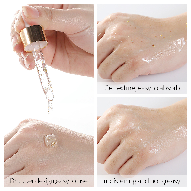 1Pc Snail Extract Serum Face Essence Anti Wrinkle Hyaluronic Acid Collagen Whitening Moisturizing Face Care Beauty Essence TSLM2