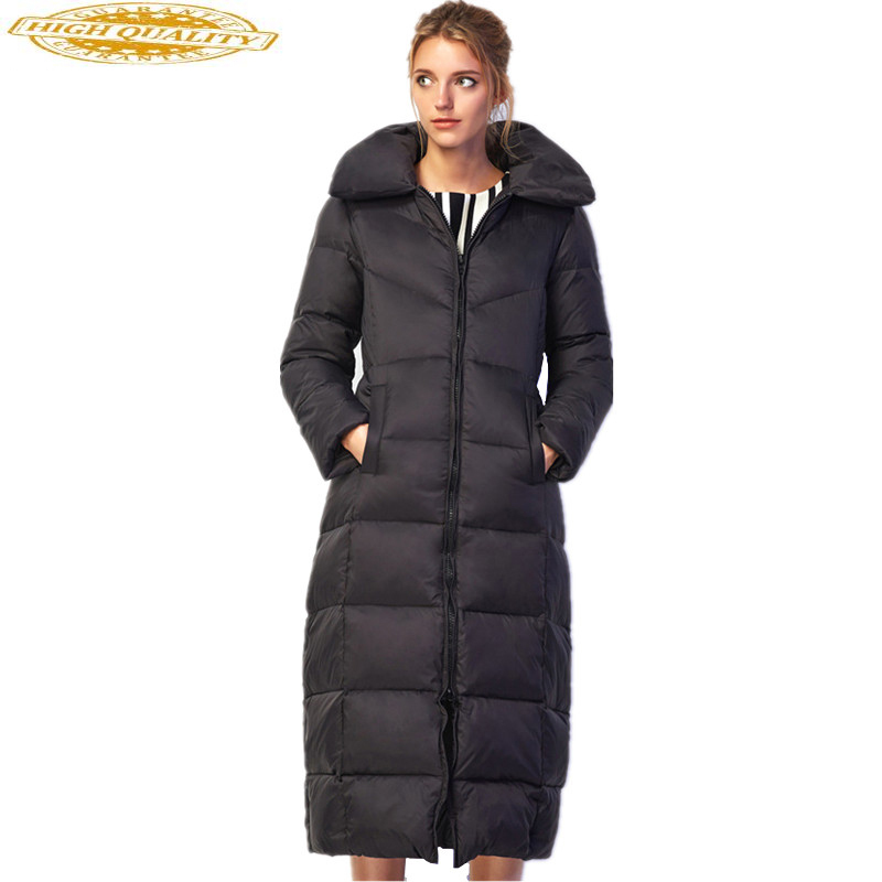 2020 Winter Womens Down Jackets And Coats Women High Quality Warm Female Jacket Thickening Long Parka Over Coat 103