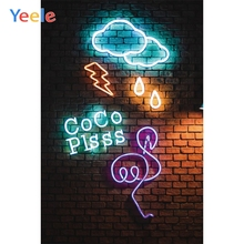 Yeele Photocall Graffiti Brick Wall Painting Grunge Photography Backdrops Personalized Photographic Backgrounds For Photo Studio